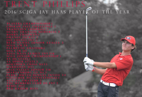 SCJGA Jay Haas Player of the Year
